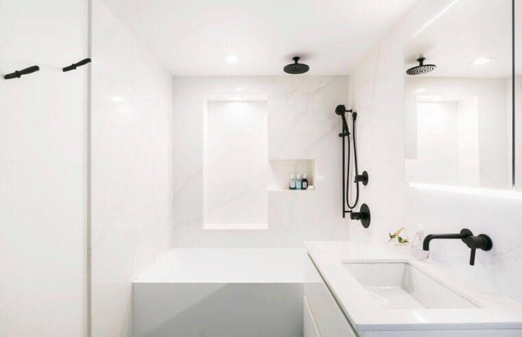 Modern Classic Bathroom Round-Up