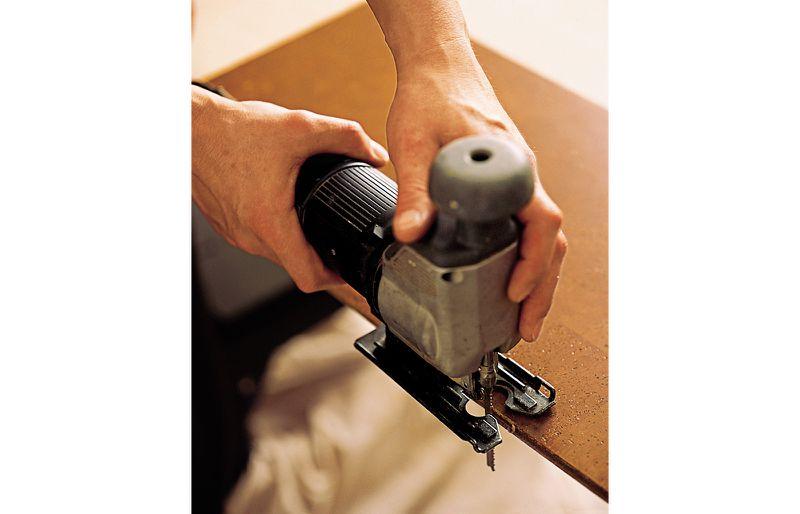 Oct 2006 Handbook: cork floor, step3